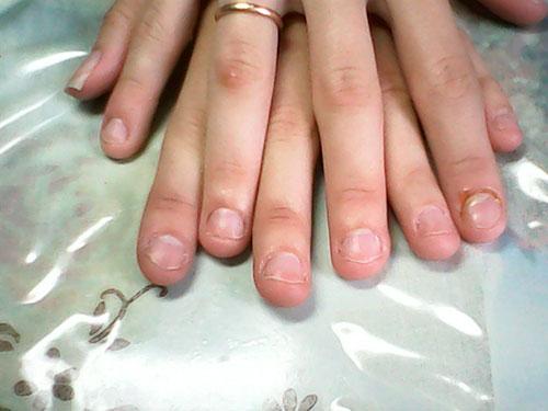 Мода на натуральные и наращённые ногти