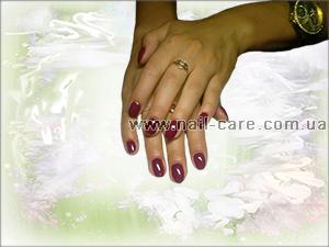 Покрытие ногтей гель-лаком в Харькове